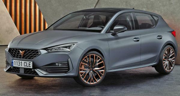2022 SEAT Leon Cupra e-Hybrid
