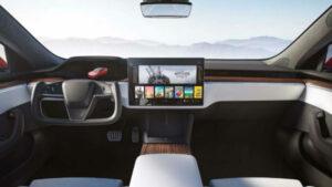 2022 Tesla Model 3 Interior
