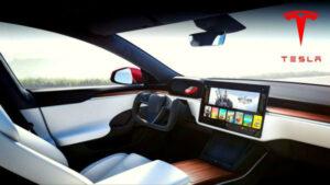 2022 Tesla Model X Plaid Interior