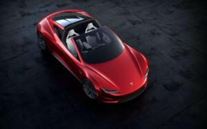 2022 Tesla Roadster Convertible