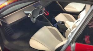 2022 Tesla Roadster Interior