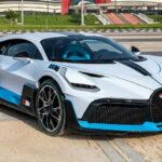 Bugatti Divo 2022