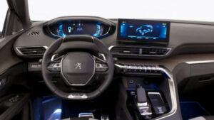 Nuevo 5008 Peugeot 2022 Interior