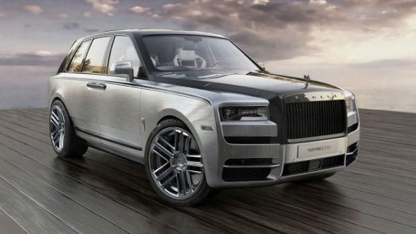 Rolls-Royce Cullinan 2022