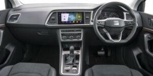 SEAT Ateca 2022 Interior