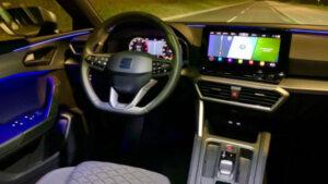 SEAT Leon 2022 Interior