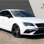 SEAT Leon 2022 White