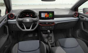 Seat Arona 2022 Interior