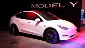 Tesla 2022 Model Y