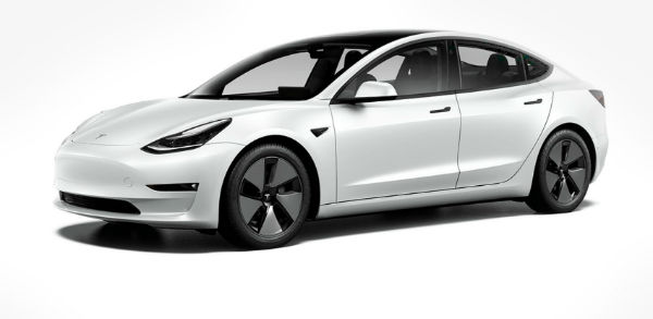 Tesla Model 3 Refresh 2022
