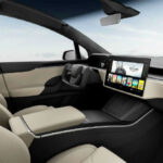 Tesla Model X 2022 Interior