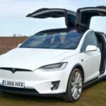 Tesla Model X Redesign 2022