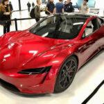 Tesla Roadster 2022 SpaceX Package