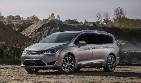 2022 Chrysler Grand Voyager