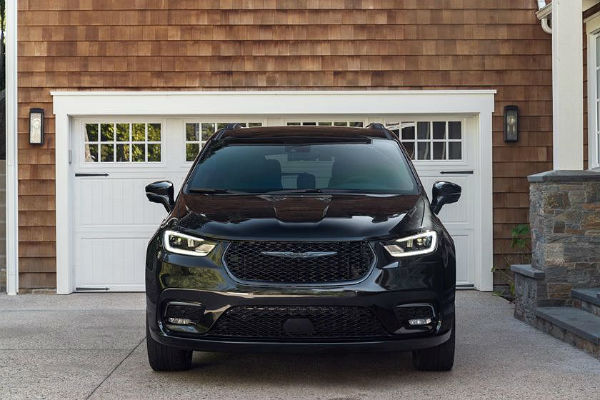 2022 Chrysler Minivan