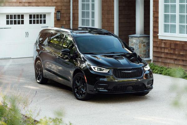 2022 Chrysler Pacifica Pinnacle