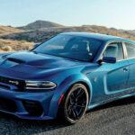2022 Dodge Challenger Concept