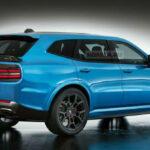 2022 Dodge Challenger Crossover