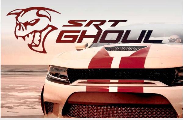 2022 Dodge Challenger Ghoul