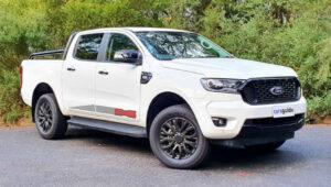 2022 Ford Ranger XLT