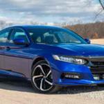 2022 Honda Accord Sport 2.0T