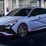 2022 Hyundai Elantra GT N Line
