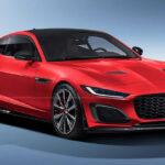 2022 Jaguar F Type SRV