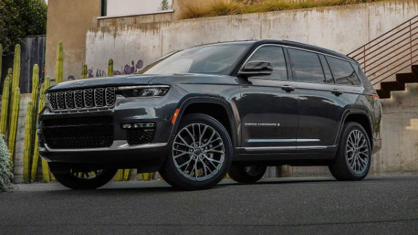 2022 Jeep Grand Cherokee Limited 4x4