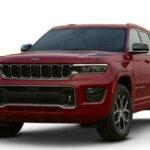 2022 Jeep Grand Cherokee Summit