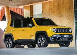 2022 Jeep Renegade Trailhawk