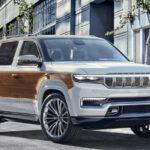 2022 Jeep Wagoneer Woody