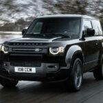 2022 Land Rover Defender V8 90 Carpathian Edition