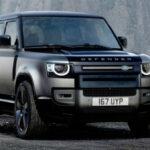 2022 Land Rover Defender v8 Carpathian Edition