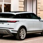 2022 Land Rover Range Rover Evoque SE