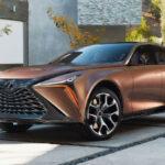 2022 Lexus IQ SUV