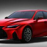 2022 Lexus LS 500 F Sport
