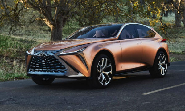 2022 Lexus RX Hybrid