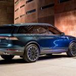 2022 Lincoln Aviator Hybrid