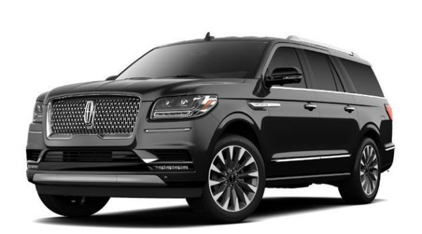 2022 Lincoln Navigator Black Label