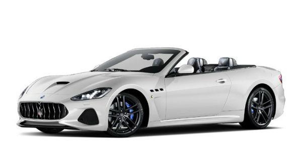 2022 Maserati Granturismo Convertible
