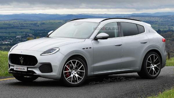 2022 Maserati Grecale SUV