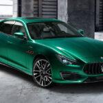2022 Maserati Quattroporte Trofeo