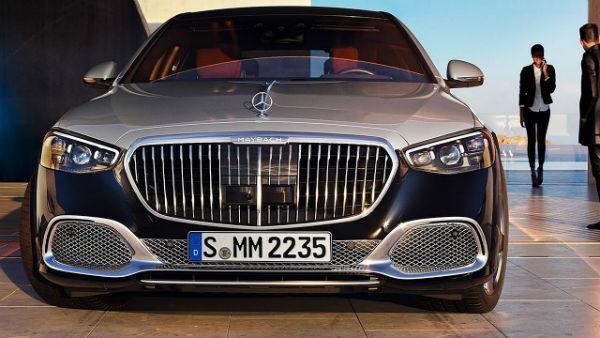 2022 Maybach Mercedes-Benz