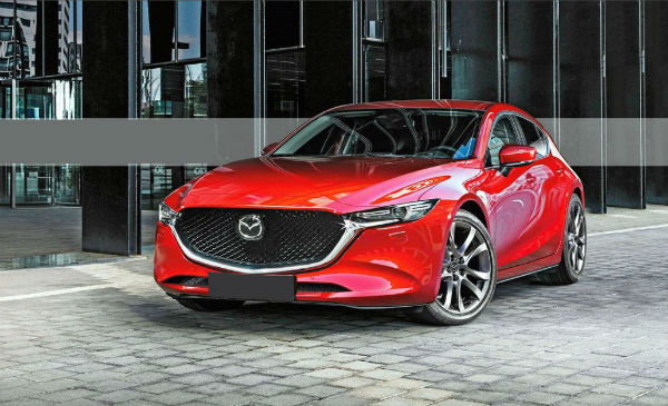 2022 Mazda 3 Sport