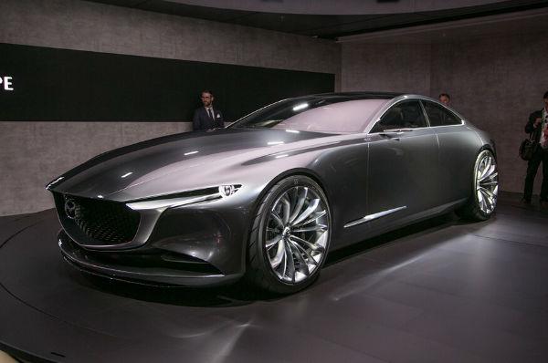 2022 Mazda 6 Coupe