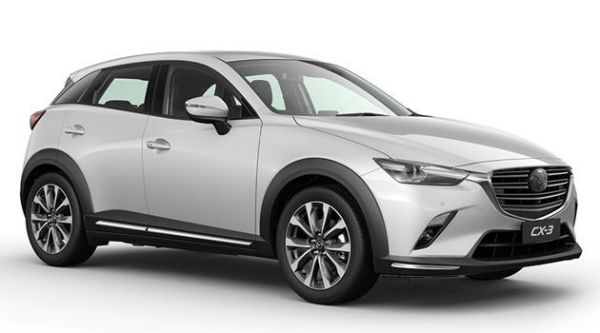 2022 Mazda CX 3 Sport