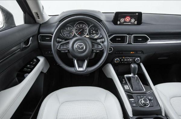 2022 Mazda CX 50 Interior