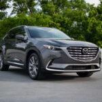 2022 Mazda CX-9 Carbon Edition