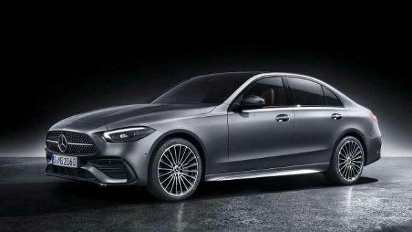2022 Mercedes-Benz C300 4matic