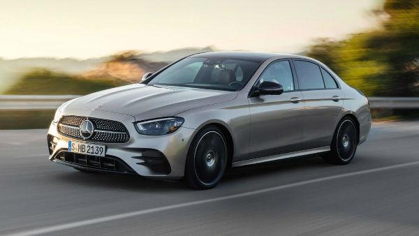2022 Mercedes-Benz E-Class Sedan